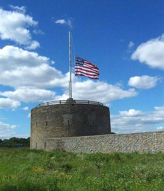 Fort Snelling Round Tower